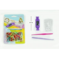 TOYS 420 Electric watch loom bands set