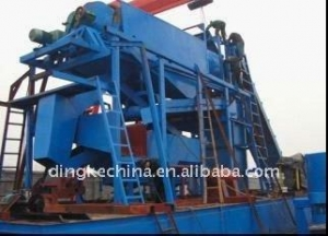 China Gold dredge for sale on sale
