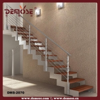 China Prefabricated Stairs with Double Steel Plates on sale
