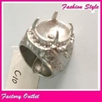 Guangzhou fashion jewelry big rings, boys rings fashion rings indonesia whole sale