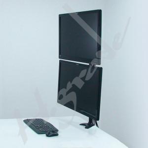 China Desk Mounts TI042 Dual LCD Monitor Arm for large monitor TI042 on sale