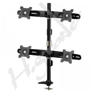 China Desk Mounts TI744 Multi Mounts - Quad LCD Monitor Stand - Grommet Base TI744 on sale
