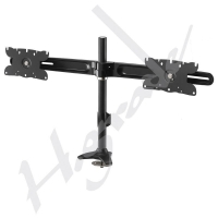 China TI732E Multiple Stand Series - Dual LED Monitor Desk Mount - Monitor size up to 32 on sale