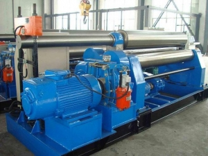 China plate bending roll W11S series on roller Universal Rolling Machine on sale