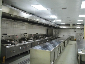 China Hotel and restaurant kitchen Equipment on sale