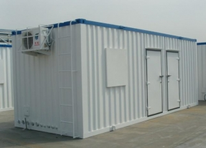 China 20ft EPS insulation container house on sale