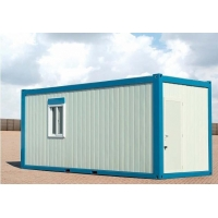 Movable Prefab/Modular/Mobile Container House for Temporary Living