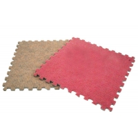Colorfull Plus velvet puzzle mats