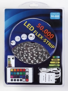 China RGB LED Strips 5M/ROLL on sale