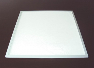 China PMMA acrylic light diffuser sheet / fluorescent light fixture diffuser on sale