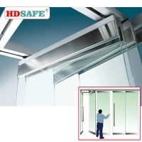 High Quality Stainless Steel Door Roller SA8900D For Glass Folding Door