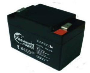 China Auto/car Batterty Small lead acid battery GB 4-5PSG 4v5ah on sale