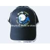 China 6 Panel Printed Banding & Piping Baseball Cap (BH-S090) for sale