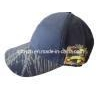 China Glitter Printing Baseball Cap (BH-S014) for sale