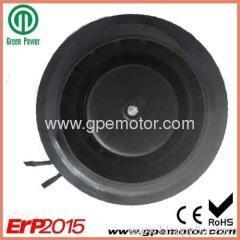 China New 230V EC radial fan blower for Renewable energy solar power inverter in PV plant supplier