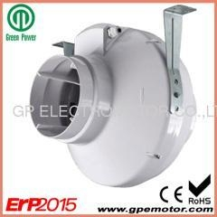 China Centrifugal Fan 5 inch ABS plastic In-line Centrifugal fan with backward curved centrifugal fan on sale