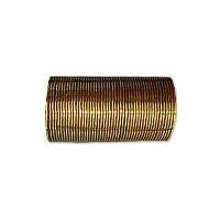 Bangles Metallic Bangles- Golden