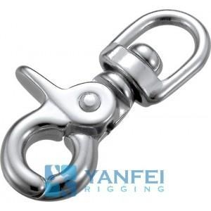 China Swivel Trigger Snap Jumbo Type Strap Eye Hook on sale