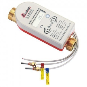 China RF IC Card Ultrasonic Heat Meter DN20-25 on sale
