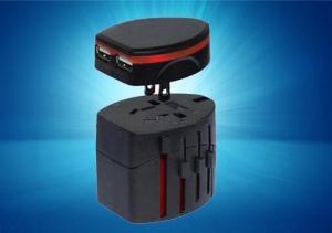 China JMR008U Dual USB Universal Travel Adaptor on sale