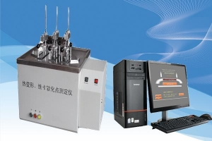 China Vicat softening temperature test apparatus on sale
