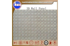 China 3d Embossed Decorative Panel latest popular exterior decorative 3d wall panel on sale