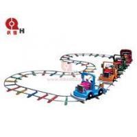 Electric Mini Train With Letter B Shape Rail QHRT-01