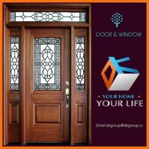 China DOOR FACTORY BEST SELLING wrought iron door and window insert on sale