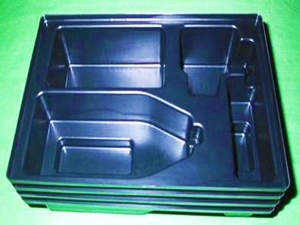 China Plastic Blister Thick plastic tray on sale