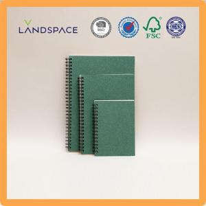 China Spiral Bound Sketchbook Notebooks on sale