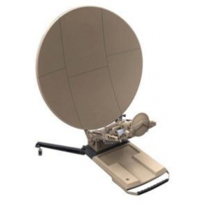 China Portable Antenna 1.0m Automatic Portable Antenna on sale