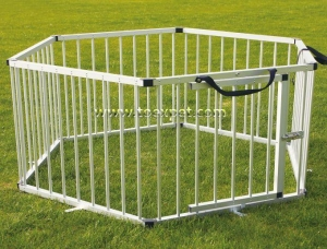 China Stand Dryers Hexagon Exercise Pen on sale