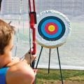 China Woven Heavy Duty Archery Backstop Netting on sale