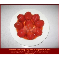 canned vegetables Product name:canned whole peeled tomato in own juice