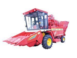 China 4YZ-4B Maize Harvesting Machine on sale