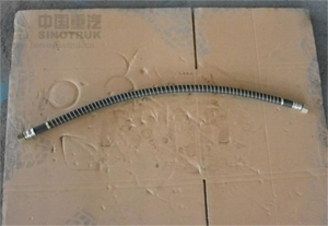 China Spare Parts WG17017360470 Front Brake Air Pipe on sale