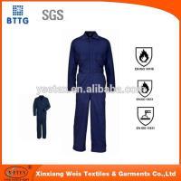 China 100%cotton flame-retardant overalls on sale