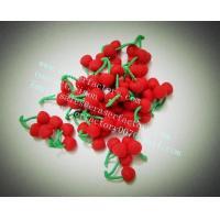 LXF10 cute cherry erasers