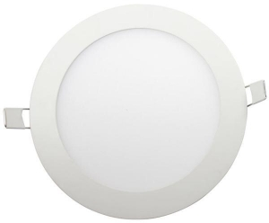 China Slim LED panel light Home 170mm Round LED Panel 12W on sale