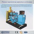China Biomass Power Generation Units Wood gas generator and biogas generator on sale