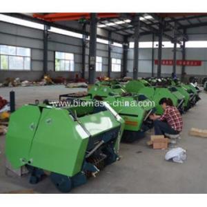 China Hay Baler PTO Powered Mini Round Hay Baler on sale