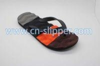 China color blocking mens massage flip flops EVM2171 on sale
