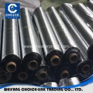 China Aluminium Foil Self Adhesive Asphalt Roofing Membrane on sale