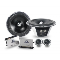 Component speaker Car Audio Fried models Silk film tweeter High-end bass speaker MC-A1
