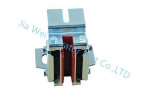China elevator parts, T89/B elevator guide shoe,schindler elevator door parts on sale