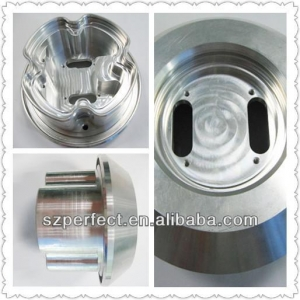 China Precision CNC machined Small Parts on sale