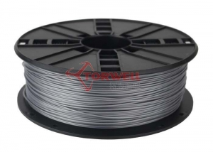 China 1.75mm PLA Filament Silver Model:TW-PLA175SI on sale