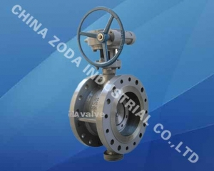 China API Flange Butterfly Valve on sale