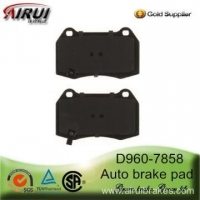 D960-7858 Front Brake Pad for 2003 Nissan 350Z