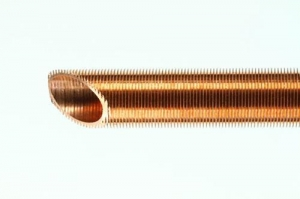 China Copper Fin Tube on sale
